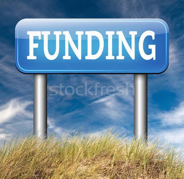 funding Stock photo © kikkerdirk