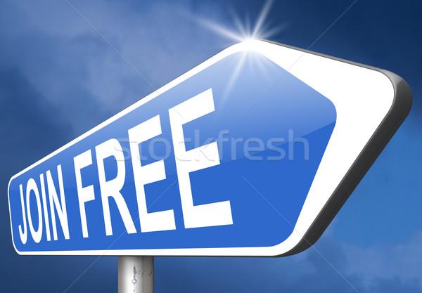 сейчас свободный подписка открытых онлайн счет Сток-фото © kikkerdirk