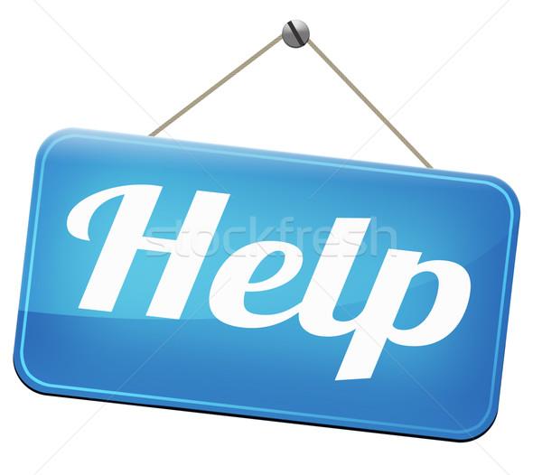 help wanted Stock photo © kikkerdirk