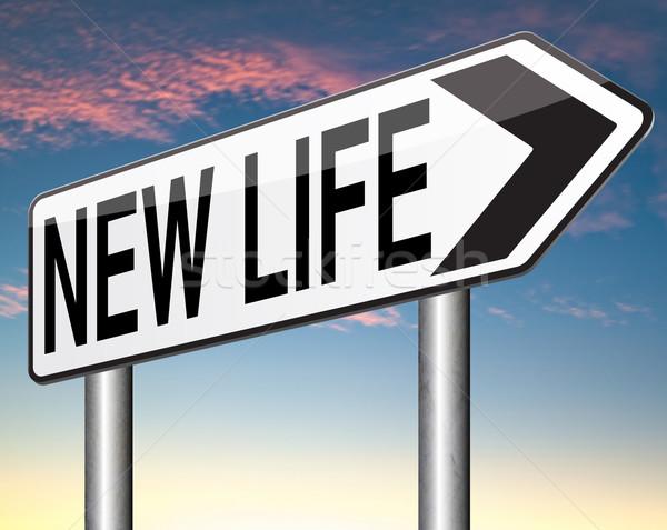 new life Stock photo © kikkerdirk