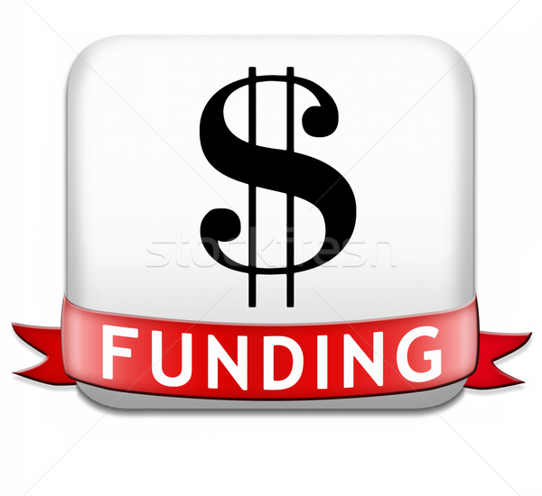 funding and fund raising Stock photo © kikkerdirk