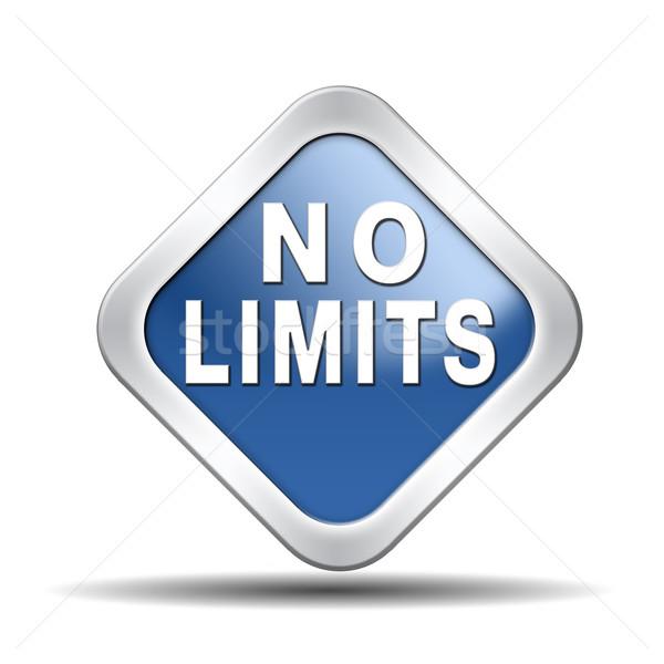 no limits Stock photo © kikkerdirk