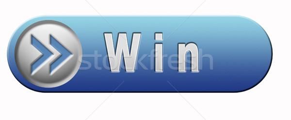 win prize Stock photo © kikkerdirk