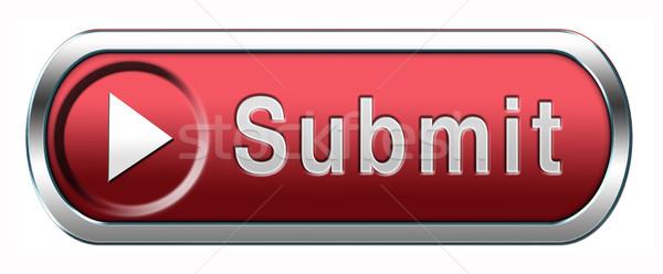 submit button Stock photo © kikkerdirk