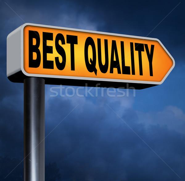best quality Stock photo © kikkerdirk