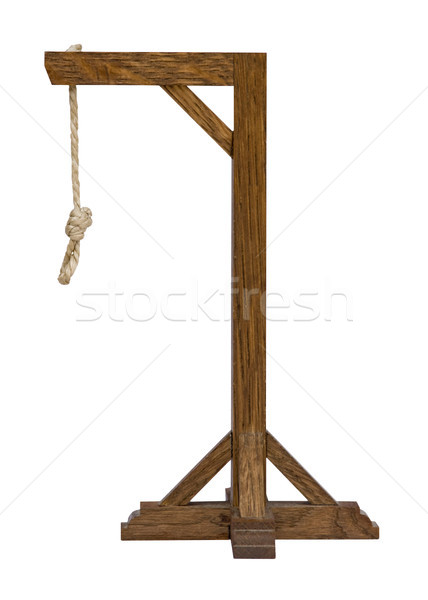 Gibbet Stock photo © Kirschner