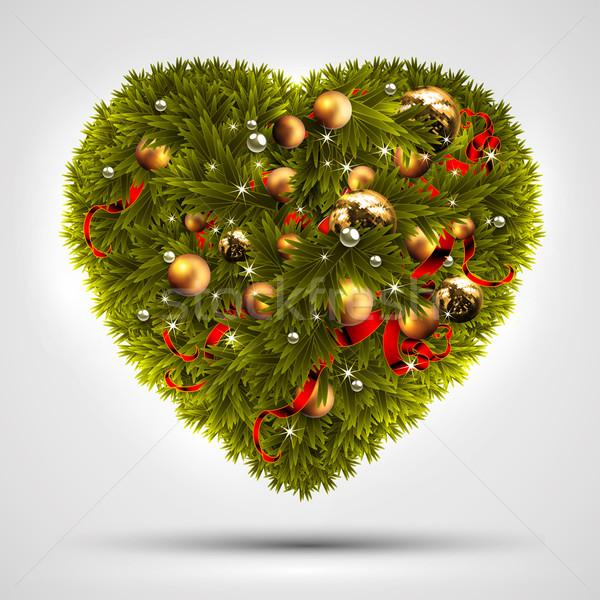 christmas design Stock photo © kjolak