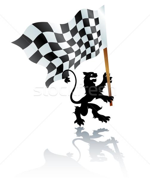 flag formula Stock photo © kjolak