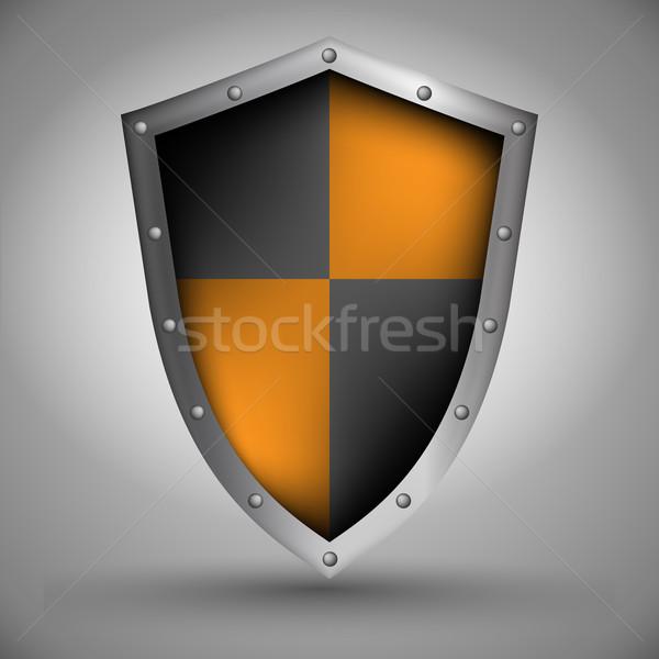 shield Stock photo © kjolak