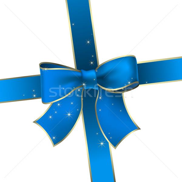 holiday bow Stock photo © kjolak