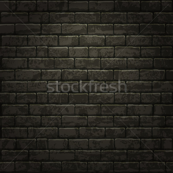 abstract background with texture brick Stock photo © kjolak