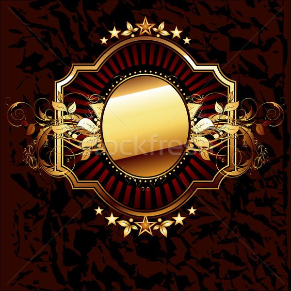 Foto stock: Escudo · ilustración · útil · disenador · trabajo
