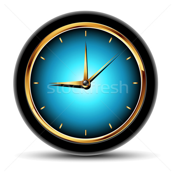 Relógios ilustração útil estilista trabalhar negócio Foto stock © kjolak