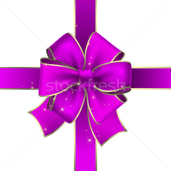 holiday bow Stock photo © kjolak