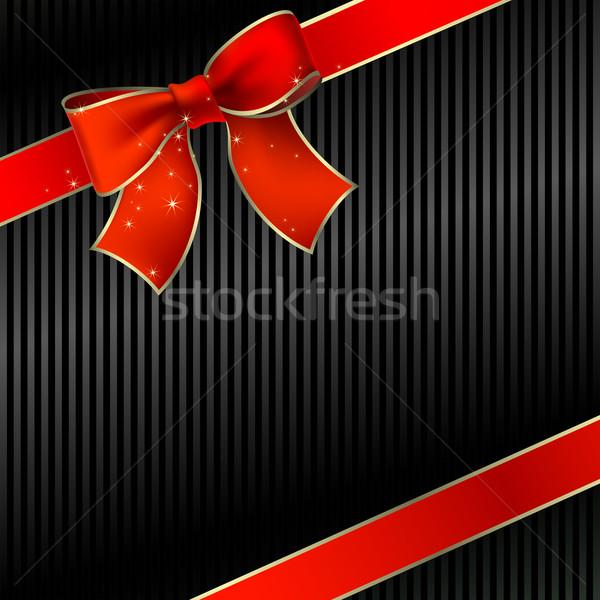 celebrate bow Stock photo © kjolak
