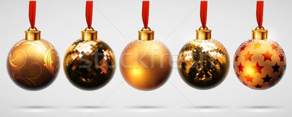 Christmas ontwerp illustratie nuttig ontwerper Stockfoto © kjolak