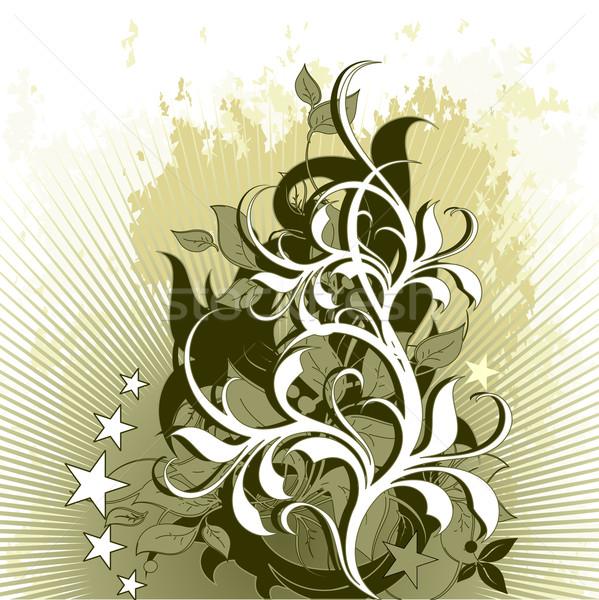 Gedetailleerd illustratie nuttig ontwerper werk Stockfoto © kjolak