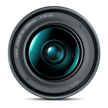 lens Stock photo © kjolak