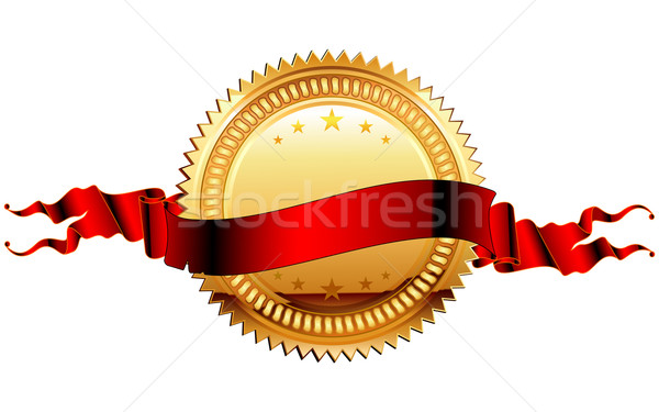 medal gold Stock photo © kjolak