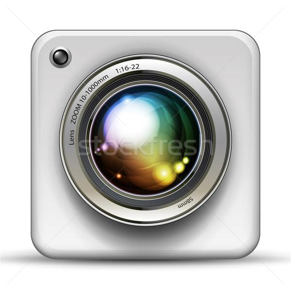 ウェブカメラ 実例 便利 デザイナー 作業 デザイン ストックフォト © kjolak