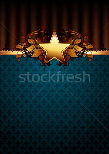 Frame illustratie nuttig ontwerper werk Stockfoto © kjolak