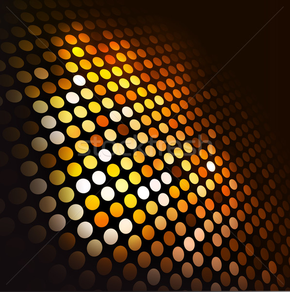 Abstract dots  Stock photo © kjpargeter