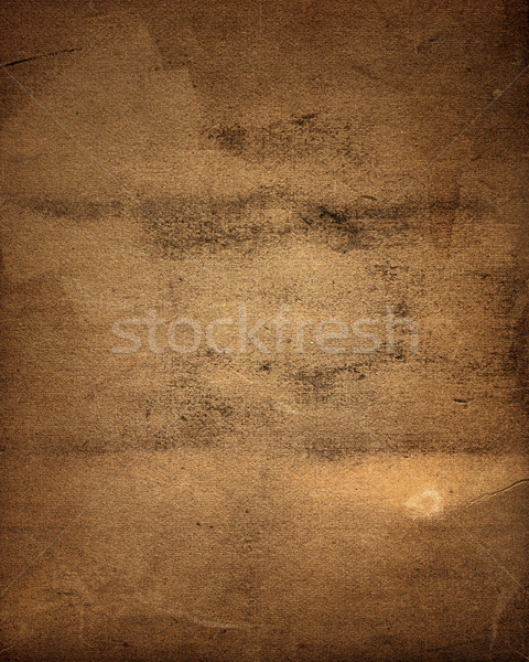 Grunge old paper background Stock photo © kjpargeter