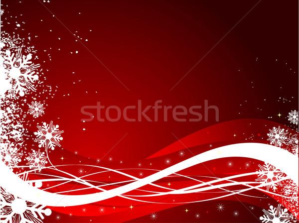 Photo stock: Noël · résumé · fond · couleur · couleur · décoration