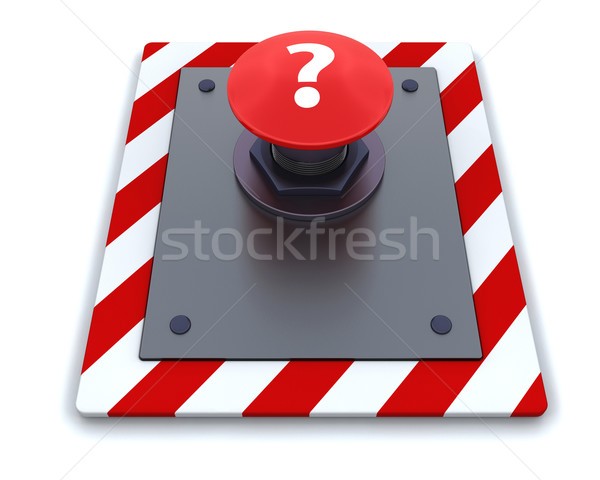 push button Stock photo © kjpargeter