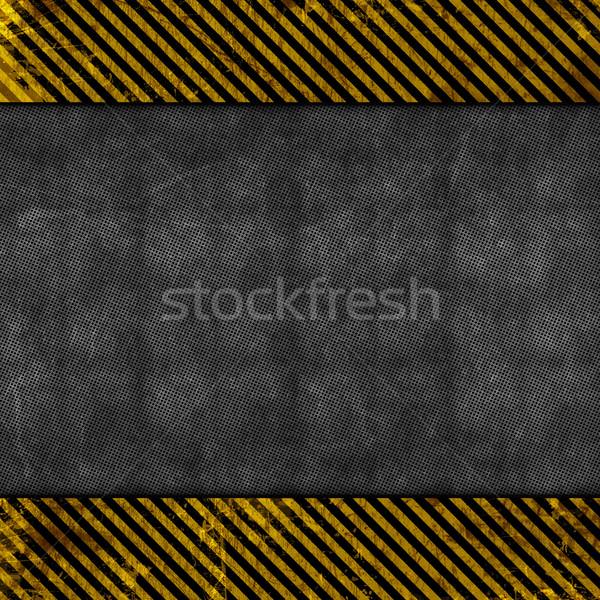 Grunge metal background Stock photo © kjpargeter