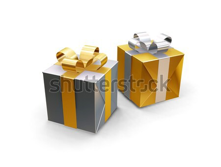 Gifts Stock photo © kjpargeter