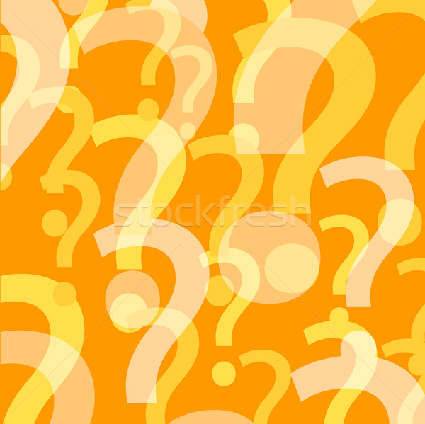 Question mark background Stock photo © kjpargeter