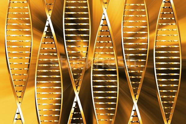 DNA鑑定を 抽象的な 技術 薬 科学 生活 ストックフォト © kjpargeter