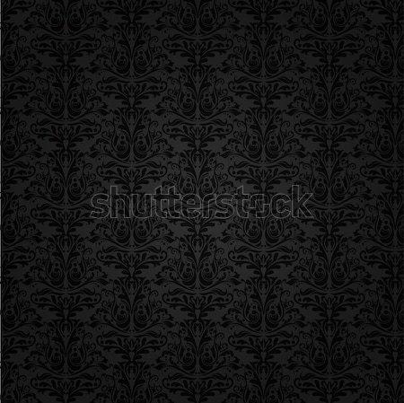 Damassé carrelage modèle fond wallpaper Photo stock © kjpargeter