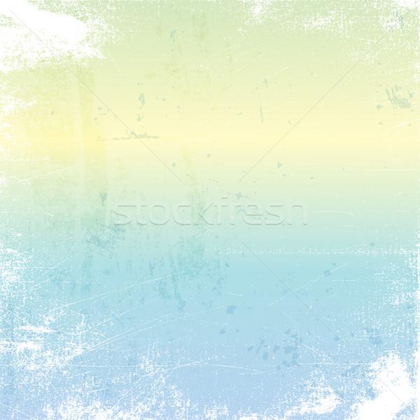 Pasztell grunge részletes színek tapéta Stock fotó © kjpargeter