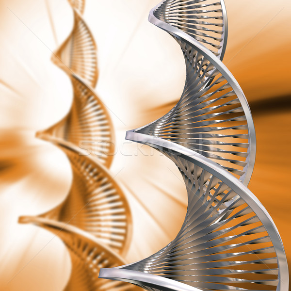 DNA Abstract Stock photo © kjpargeter