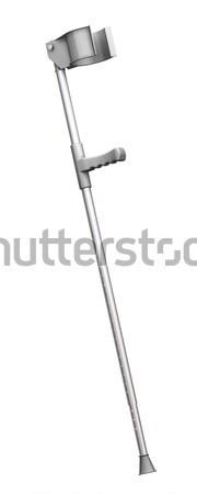 Crutch Stock photo © kjpargeter