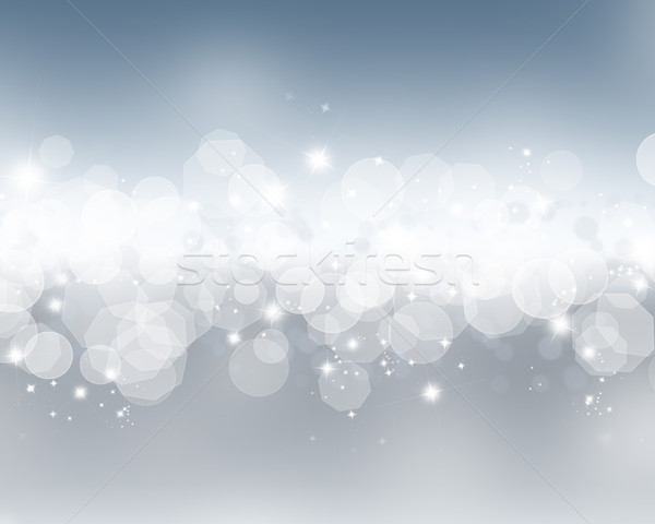 Starry lights background Stock photo © kjpargeter