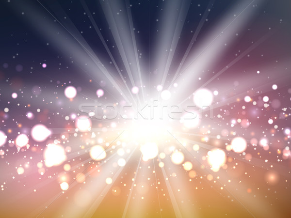Abstract design background Stock photo © kjpargeter