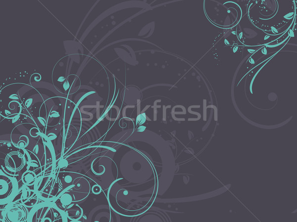 Floral abstract Stock photo © kjpargeter