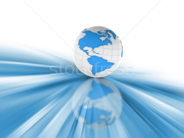 Stok fotoğraf: Soyut · dünya · harita · dünya · arka · plan · sanat