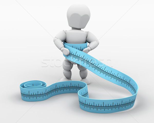 weight gain or loss? Stock photo © kjpargeter