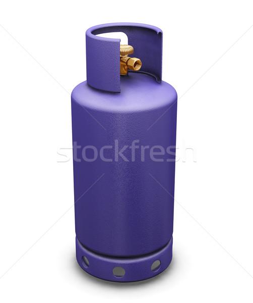 Butane gas Stock photo © kjpargeter