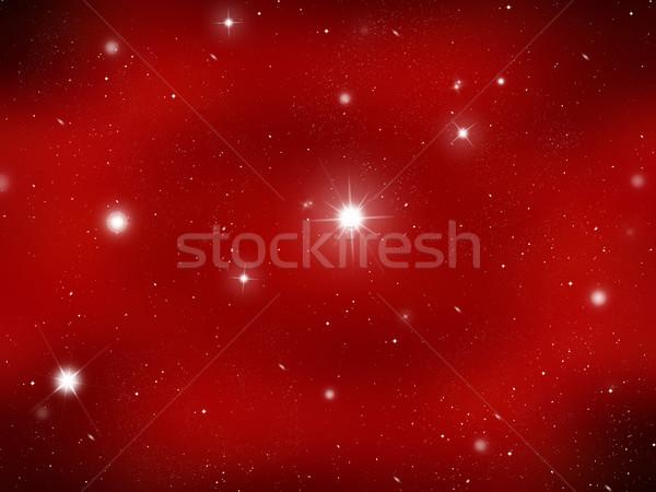Starry background Stock photo © kjpargeter