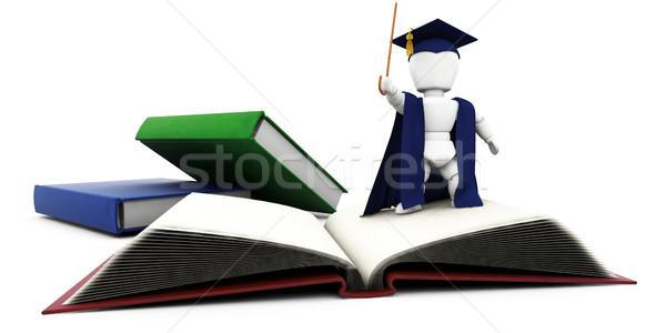 Education Stock photo © kjpargeter