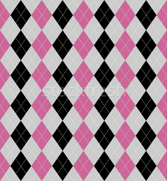 argyle patterned background  Stock photo © kjpargeter