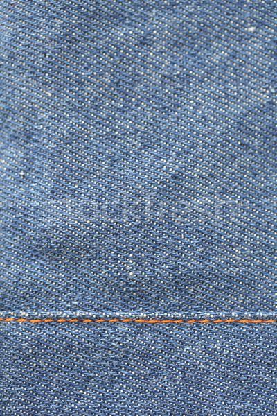 Jeans texture coup mode Photo stock © klauts