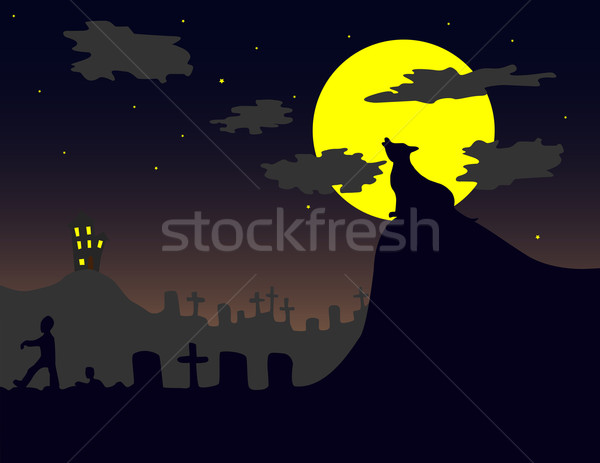 Stock photo: Silent Night
