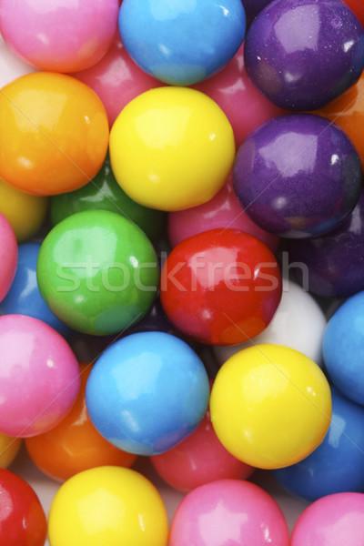 colorful candy background Stock photo © klikk