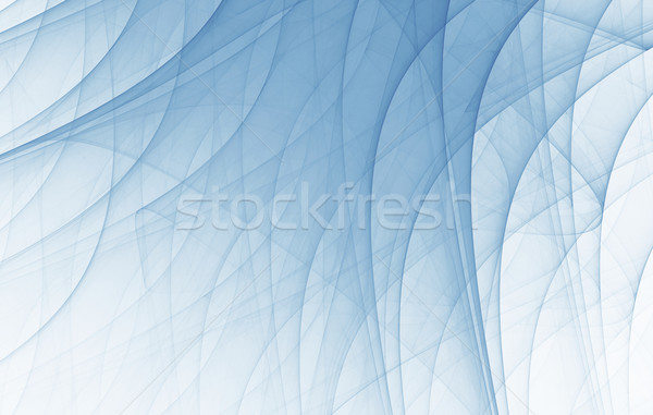 silky smoke background Stock photo © klikk